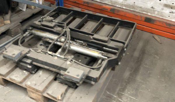 Still EK 10 // Vertikal-Kommissionierer / Batt. Bj. 2012 / HH 1.800 mm / FH 1.050 mm / Duplex