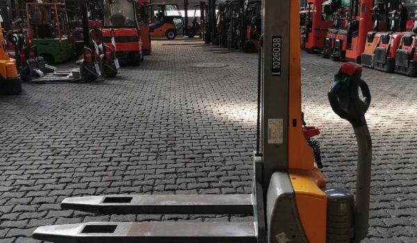 Jungheinrich EMC 10 // guter Zustand / 1.200 mm lange Gabeln