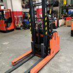BT RWE 120 // 123 Std. / HH 2.900 mm / FH 1.480 mm / neuwertig / Duplex
