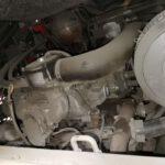H50T // 4 Fach Palettengabel / 3. + 4. Ventil / 4.400 mm / 2.400 mm lange Gabeln