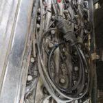 7FBMF25 // Seitenschieber / Containerfähig / HH 4.700 mm / FH 900 mm / Triplex