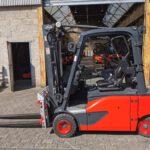 E20PL-02 EVO  // Seitenschieber / Zinkenverstellgerät / 3. + 4. Ventil / Containerfähig / HH 3.220 mm / FH 1.590 mm / Duplex
