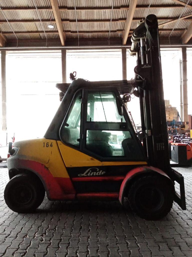 Linde H80D-02/900 // 5. Ventil / HH 5.250 mm